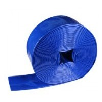 Irrigation Plastic Blue Water Pipe Garden Greening Hose Water Pump Outlet Pipe Agricultural Plastic