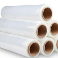 Pe winding film 45/50 wide stretch film plastic film packaging film industrial large roll packaging