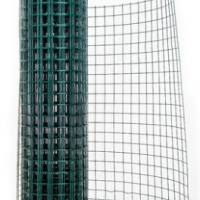 Hard plastic wire fence Dutch net protective fence for raising chickens, protective fence for enclos