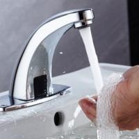 Fessler induction faucet automatic intelligent infrared sensor induction faucet single cold hot hous
