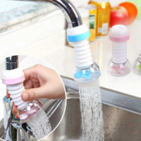 Anti - splash sprinkler filter nozzle universal kitchen household faucet filter tap net easy install